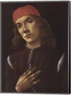 Portrait of Youth Fine-Art Print
