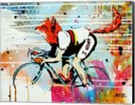 Le Fox Fine-Art Print