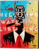 NSA Camera Man Fine-Art Print