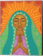 Virgin de Guadalupe Fine-Art Print