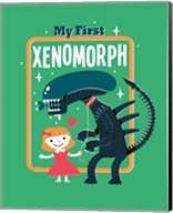My First Xenomorph Fine-Art Print