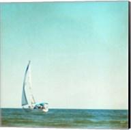 I'm Sailing Away Fine-Art Print