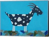 Fergus The Goat Fine-Art Print