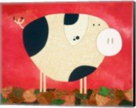 Pig Newton Fine-Art Print