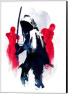 Michonne Fine-Art Print