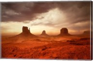Monsoon Sandstorm Fine-Art Print
