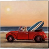 Beach Bound Fine-Art Print