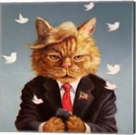 Catty Remarks Fine-Art Print