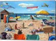 Dog Beach Fine-Art Print