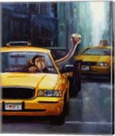 Rush Hour Fine-Art Print