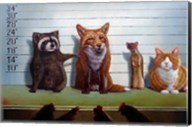 Usual Suspects Fine-Art Print