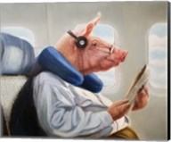 When Pigs Fly No. 2 Fine-Art Print