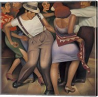 Latino Jazz Fine-Art Print