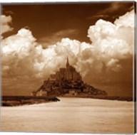 Mont San Michel Fine-Art Print