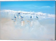 Sorrento Gulls Fine-Art Print