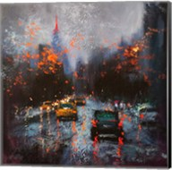 New York on a Stormy Day Fine-Art Print