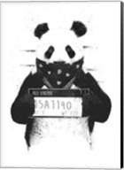 Bad Panda Fine-Art Print