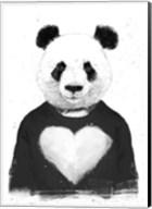 Lovely Panda Fine-Art Print