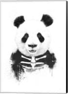 Zombie Panda Fine-Art Print
