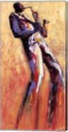 Sax Solo Fine-Art Print