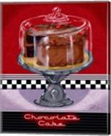 Chocolate Cake Fine-Art Print