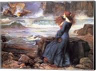 Miranda the Tempest Fine-Art Print