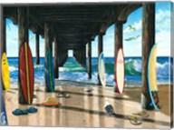 Pier Group Fine-Art Print