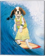 Surf Dawg Fine-Art Print