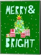 Merry & Bright VI Fine-Art Print