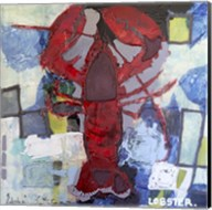 Brilliant Maine Lobster I Fine-Art Print
