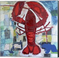 Brilliant Maine Lobster III Fine-Art Print