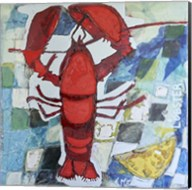 Brilliant Maine Lobster IV Fine-Art Print