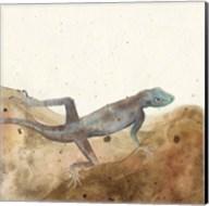 Reptillian III Fine-Art Print