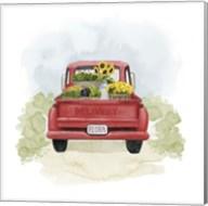 Farm Flora I Fine-Art Print