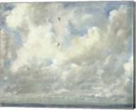 Cloud Study, 1821 Fine-Art Print