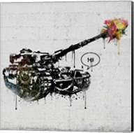 Panzer Party Fine-Art Print