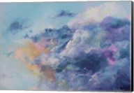 In the clouds Fine-Art Print