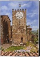 La Torre Fine-Art Print