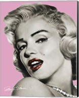Marilyn Monroe - Lips Fine-Art Print