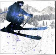 Extreme Skier 01 Fine-Art Print