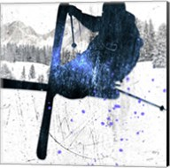 Extreme Skier 02 Fine-Art Print