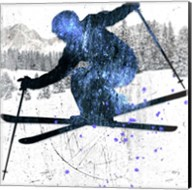 Extreme Skier 03 Fine-Art Print