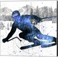 Extreme Skier 06 Fine-Art Print