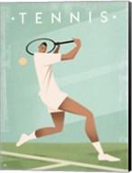 Vintage Tennis Fine-Art Print