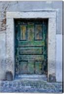 Lisbon Door 4 Fine-Art Print