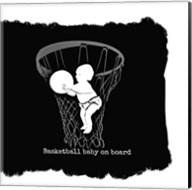 Basketball Baby Fine-Art Print