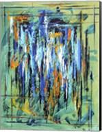 Abstract Lightning Fine-Art Print