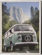 Vans Across America: Peace Fine-Art Print