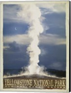 Old Faithful Fine-Art Print