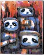 Panda Explorers Fine-Art Print
